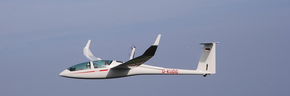 DG-1001M & Cumulus Soaring Inc.