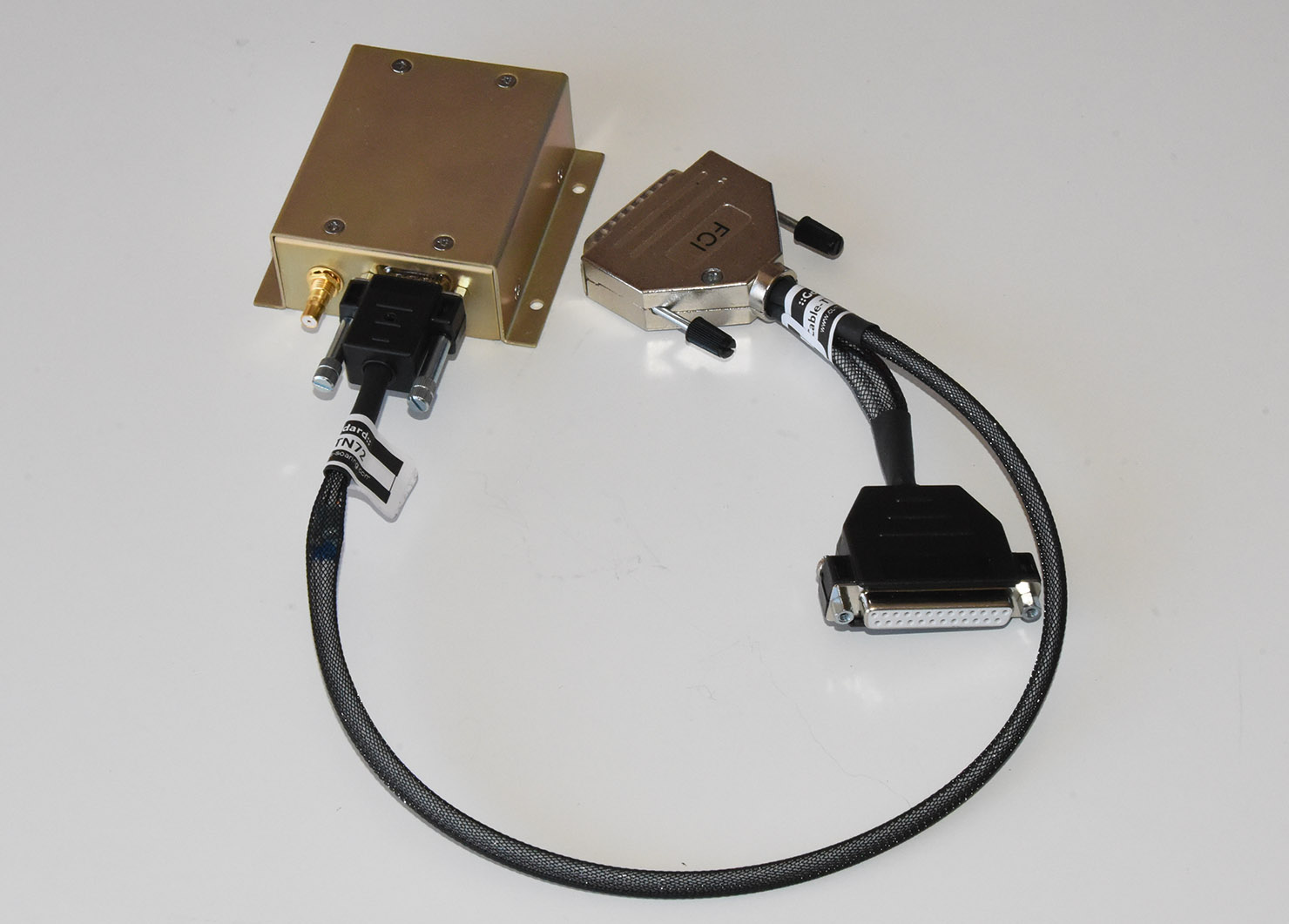 Cumulus Soaring Inc Trig Wire Harness Installation Goddard Cable Tt22 Tn72 0p5 Connects Between The Existing Wiring And Great For Adding A To An