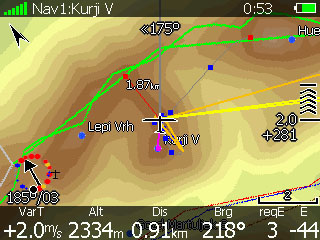 LX8000 Screen1