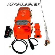 ACK-E-04  E-04 406/121.5 MHz ELT - with GPS Input Capability