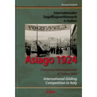 Asiago 1924 - International Gliding Competition in Italy