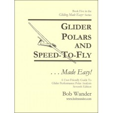 Glider Polars and Speed-To-Fly ...Made Easy!