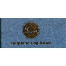 Log Book, Sailplane, Paperback