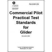Commercial Pilot Practical Test Standards for Glider