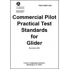 Commercial Pilot Practical Test Standards for Glider