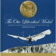 The Otto Lilienthal Medal - Awarded to the Czech Republic For The First Time - (To Hana Zejdová)
