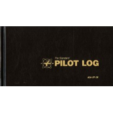 Log Book, Pilot, Hard Cover