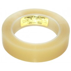 Bowlus Maxi Gap Seal Tape, Clear, 1 in