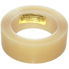 Bowlus Maxi Gap Seal Tape, Clear, 1.5 in