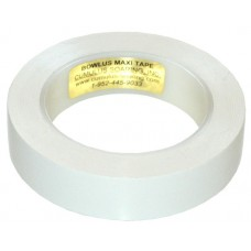 Bowlus Maxi Gap Seal Tape, White, 1 in