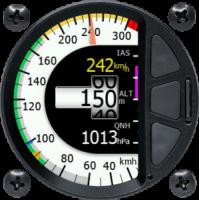 LXNAV-Airdata Indicator