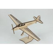 Pure Planes Bölkow Bo 207