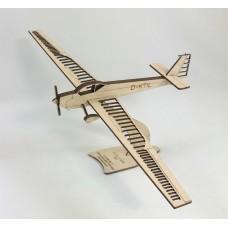 Pure Planes SF 25 C-Falke 2-Wheel Undercarriage