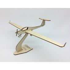 Pure Planes Super Dimona HK36 Tricycle