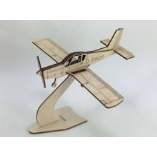 Pure Planes Zlin 42M
