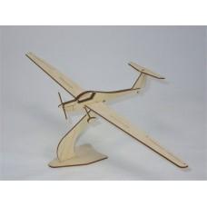 Pure Planes Super Dimona HK36 Taildragger