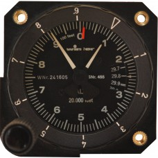 W-4022, Winter, Altimeter Scale Ring, 57 mm