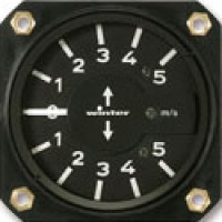 W-5451, Winter, Mechanical Variometer, 57mm, 5 m/s