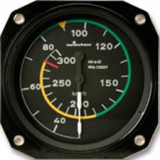 W-6422, WInter, Airspeed Indicator, Model: 6 FMS 422