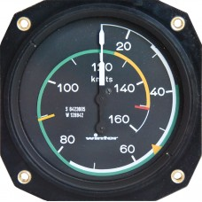 W-6423, Winter, Airspeed Indicator, Model: 6 FMS 423 - Most Popular