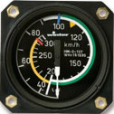 W-7422, Winter, Airspeed Indicator, Model: 7 FMS 422