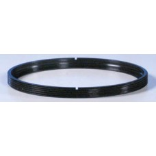 W-9031, Winter, Bezel ring, Grooved, 80 mm, for use with MacCready ring