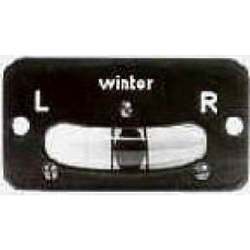 W-1120, Winter, Ball Bank Indicator, Model: QM II