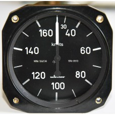 W-6513, Winter, Airspeed Indicator, Model 6 FMS 513