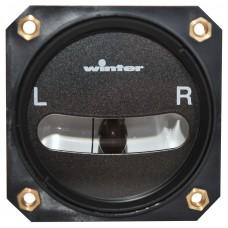 W-1115, Winter, Ball Bank Indicator, Model: QM III