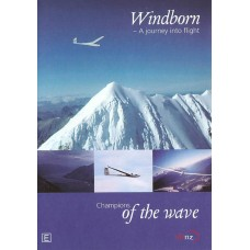 Windborn - A Journey into Flight (Lucy Learns to Fly) and Champions of the Wave