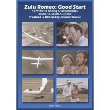 Zulu Romeo: Good Start - 1974 World Gliding Championships, Waikerie, South Australia